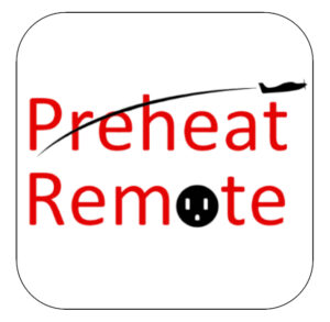 Preheat remote Icon