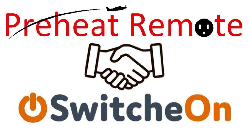 Preheatremote+SwitcheOn